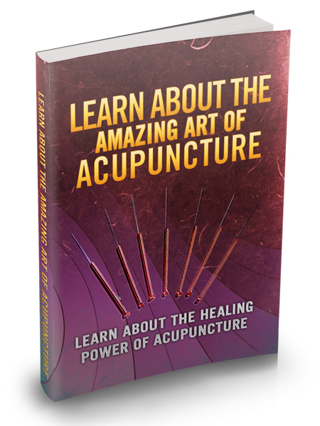 """Learn About the Amazing Art of Acupuncture"""